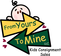 kids consignment - from yours to mine